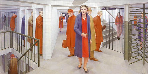 george-tooker-the-subway
