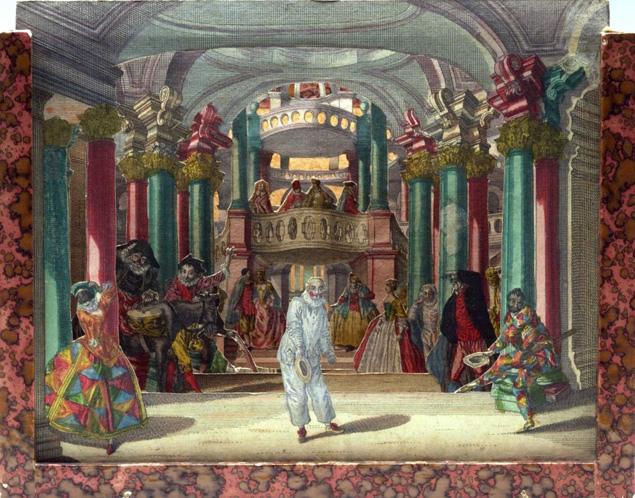 El gran teatro del mundo mantiene su repertorio